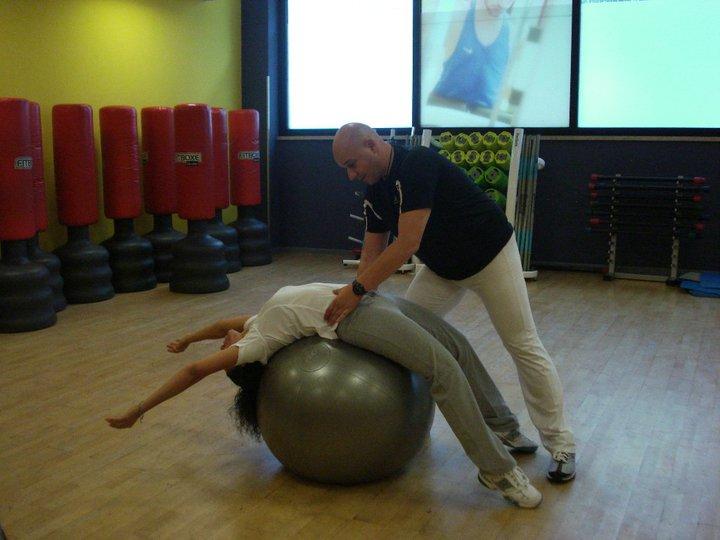 Esercizi correttivi | Rehab